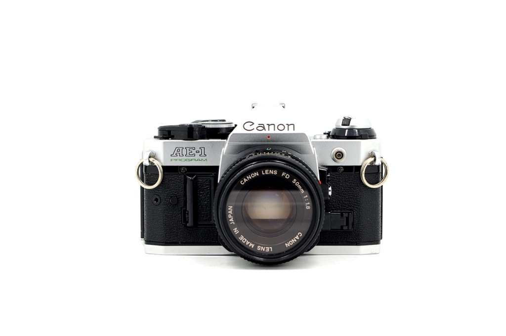 Canon AE 1 Chrome(1)